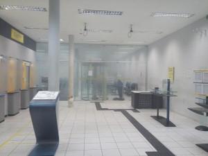 12272936_1255913994435348_1047299824_n-300x225 Bandidos explodem agencia bancária em Serra Branca e tocam fogo em veículo