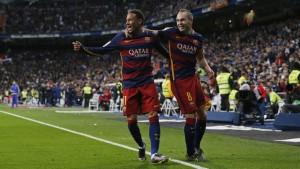 BARCELONA-300x169 Messi para quê? Neymar, Suárez e Iniesta brilham, e Barcelona destroça Real