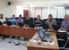 TJ Oficiais de Justiça da Comarca de Monteiro passam por treinamento do 'PJe'