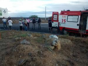 prata-5-300x225 Três carros se envolvem em acidente no Cariri