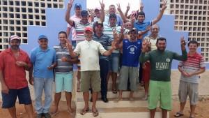 Felizardo-Moura-e-lideranças-300x169 Exclusivo: Pré-candidato a prefeito da Prata diz que oposição está unida.
