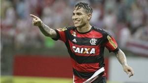 Guerrero-300x169 Guerrero quebra jejum de cinco meses e Flamengo vence a primeira com Muricy