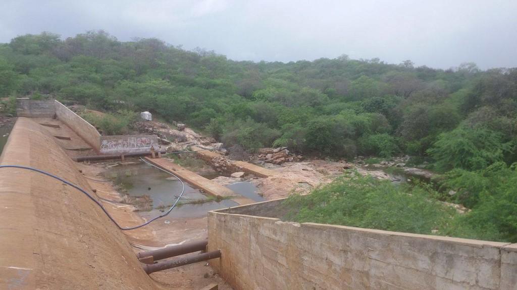 barragem-2-1024x576 Barragem de São José em Monteiro pode sangrar a qualquer Momento