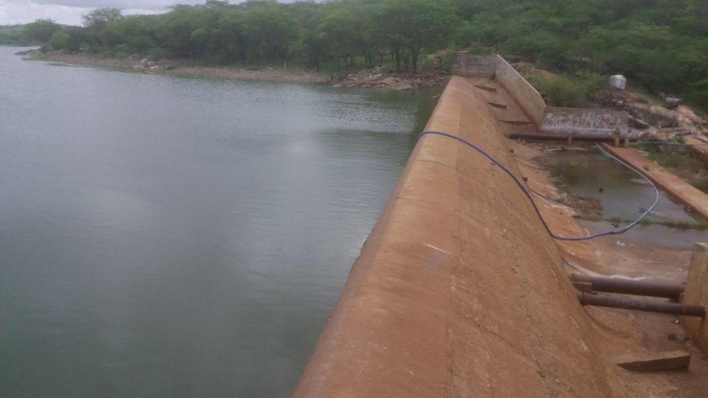 barragem-3-1024x576 Barragem de São José em Monteiro pode sangrar a qualquer Momento