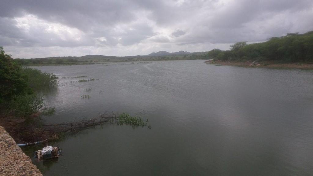 barragem-5-1024x576 Barragem de São José em Monteiro pode sangrar a qualquer Momento