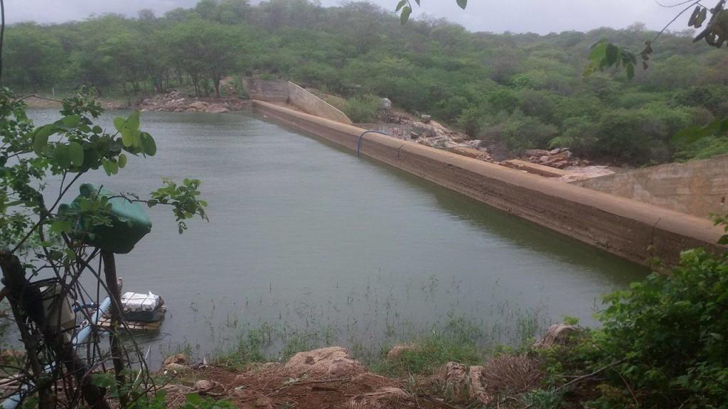 barragem-6-1024x576 Barragem de São José em Monteiro pode sangrar a qualquer Momento