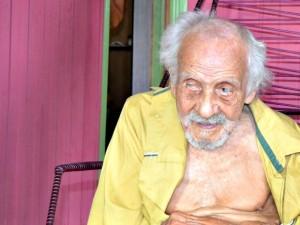 idoso_sena4-300x225 No AC, homem que teria 131 anos pode ser o mais velho do mundo