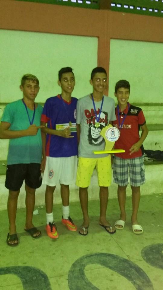 12687914_1154106804629890_1725260336393076347_n Tiradentes é Campeão da 1ªTaça Tiradentes de Futsal