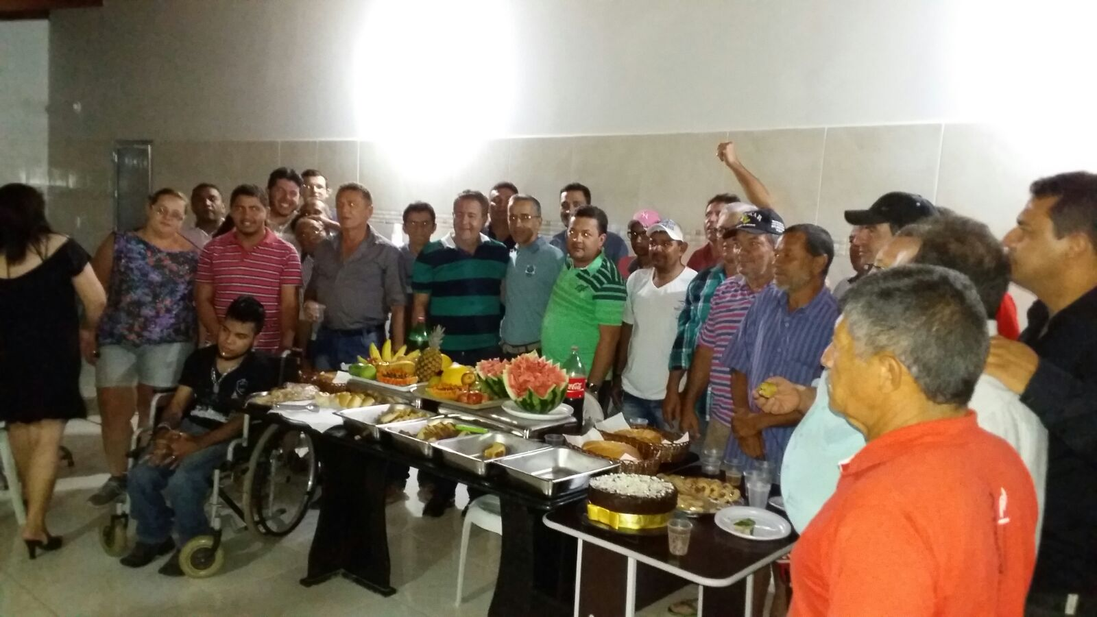 20160221040001 Ex-Deputado, vereadores e lideranças consolidam apoio à pré-candidatura de Paulo Sergio a prefeito de Monteiro.