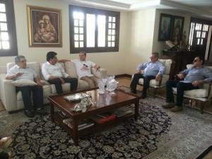Henrique-Eduardo-Alves-visita-Maranhão-300x225 Ministro Henrique Eduardo Alves faz visita ao senador José Maranhão após mobilização contra o mosquito da dengue