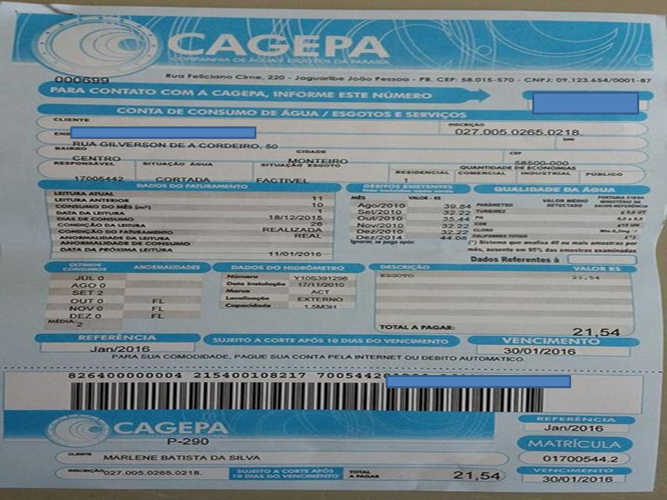 cagepa-03 Cagepa cobra taxa de esgoto mesmo água estando cortada