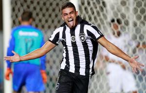 gege-dentro-300x191 Garotada resolve, Botafogo vence Flu e deixa rival pressionado no Carioca