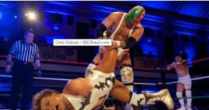 luta-300x158 Drag queen nocauteia machismo e brilha no ringue mexicano