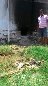 nico-batista-169x300 Na Prata vereador denuncia descaso com matadouro público