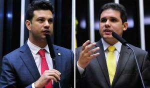 picciani-motta-300x176 Hugo Motta e Leonardo Picciani disputam hoje liderança do PMDB na Câmara Federal