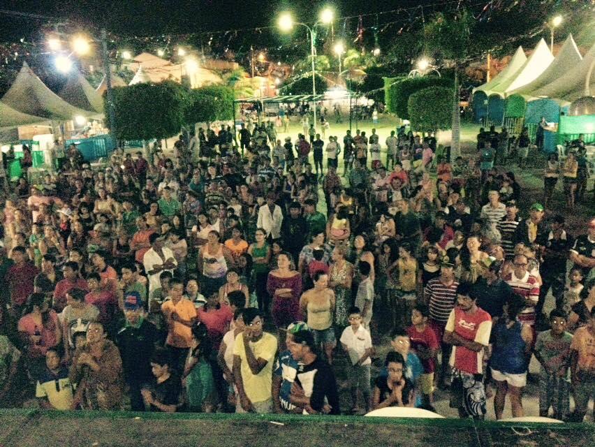 sao Melhor carnaval do Cariri é em São João do Tigre