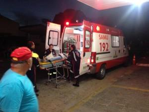12887467_1210997262245085_1119520991_o-300x225 Colisão entre dois Carros na BR 412 deixa quatro Monteirenses feridos