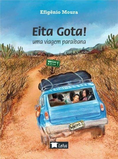 5963288293 Adquira os livros Caderneta de Fiado, Santana do Congo, Ciço de Luzia, Eita Gota! de Efigênio Moura