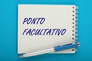 Ponto-Facultativo1-300x200 Repartições estaduais terão ponto facultativo nesta quinta-feira da Semana Santa