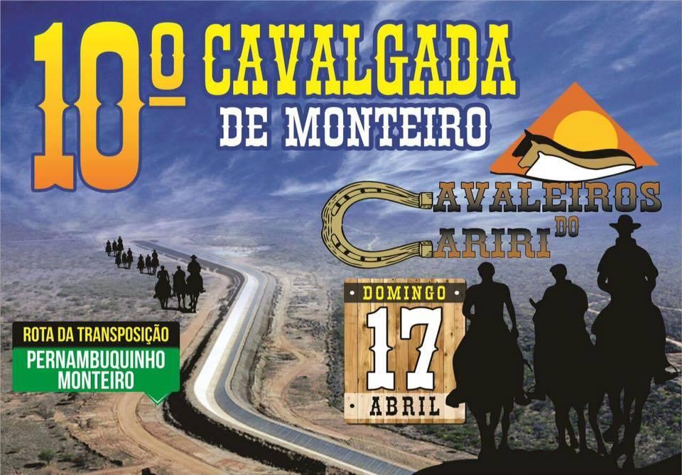 10288789_1077156652348153_6106894895320137572_n Centenas de cavaleiros confirmam presença na 10ª Cavalgada de Monteiro
