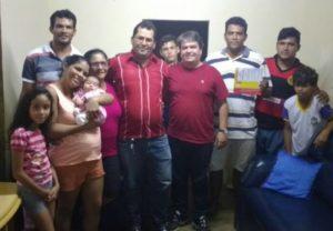 13020177_864506473672786_865122916_n-300x208 Família do vereador Flávio Cândido declara apoio a George Aquino em São João do Cariri e desfalca Chico de Eulina