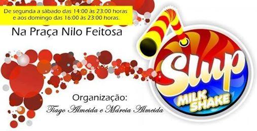 13087675_1702565899995244_8868612655309479626_n Domingão: Pra matar o calor só na Slup MIlk Shake em Monteiro