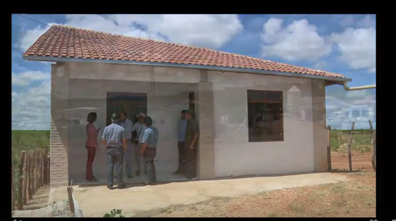 Sem-título Pesquisadores da UFCG constroem casas ecológicas no Cariri da Paraíba