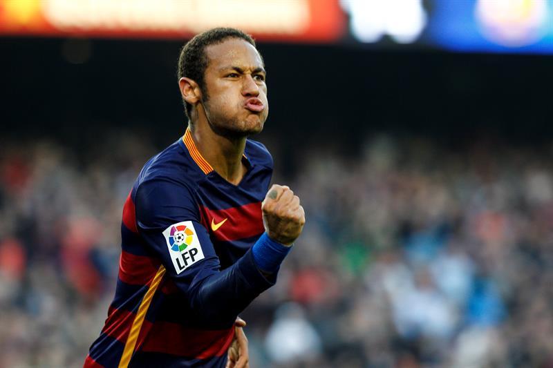 neymar01-300x200 Neymar é o jogador que mais dribla na Europa