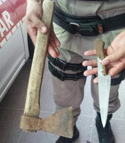 thumbs-263x300 Após tentar matar o marido; mulher fere policial com faca na cidade de Sumé
