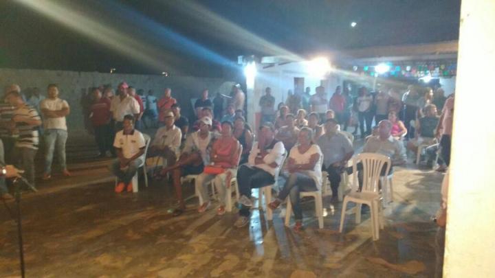 13052016234256 Moradores não comparecem e plenária do PSB de Monteiro é salva por comissionados