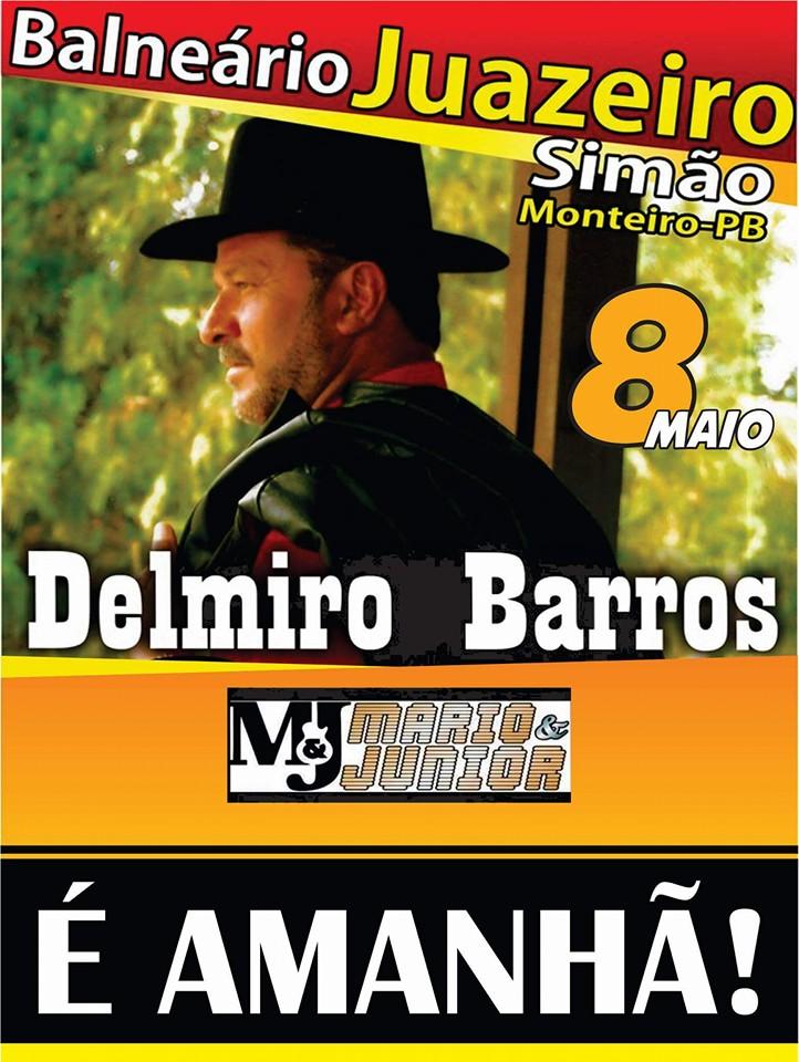 13133358_979532895495399_4412086933867738990_n É Hoje! Delmiro Barros e Mário e Junior em Simão