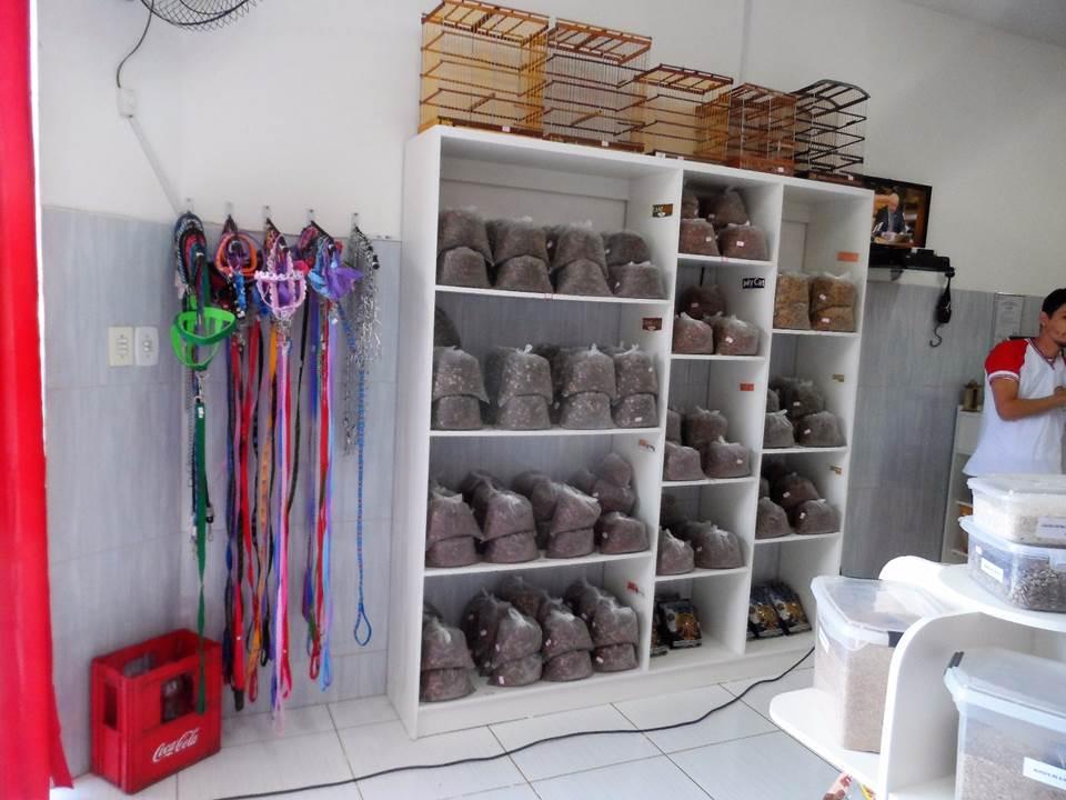 """Espaço-pet.04 Foi inaugurado o mais novo Pet Shop em Monteiro """"Espaço Pet"""""""