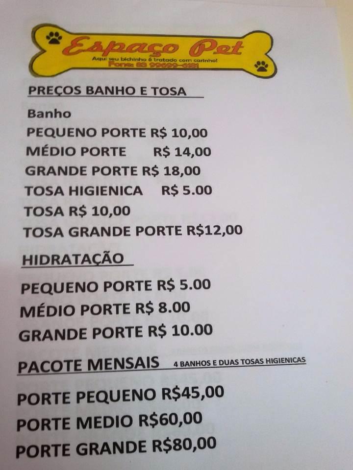 """Espaço-pet.08 Foi inaugurado o mais novo Pet Shop em Monteiro """"Espaço Pet"""""""