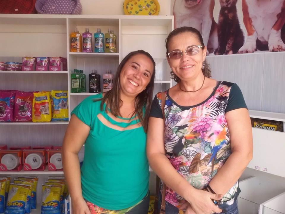 """Espaço-pet.11 Foi inaugurado o mais novo Pet Shop em Monteiro """"Espaço Pet"""""""