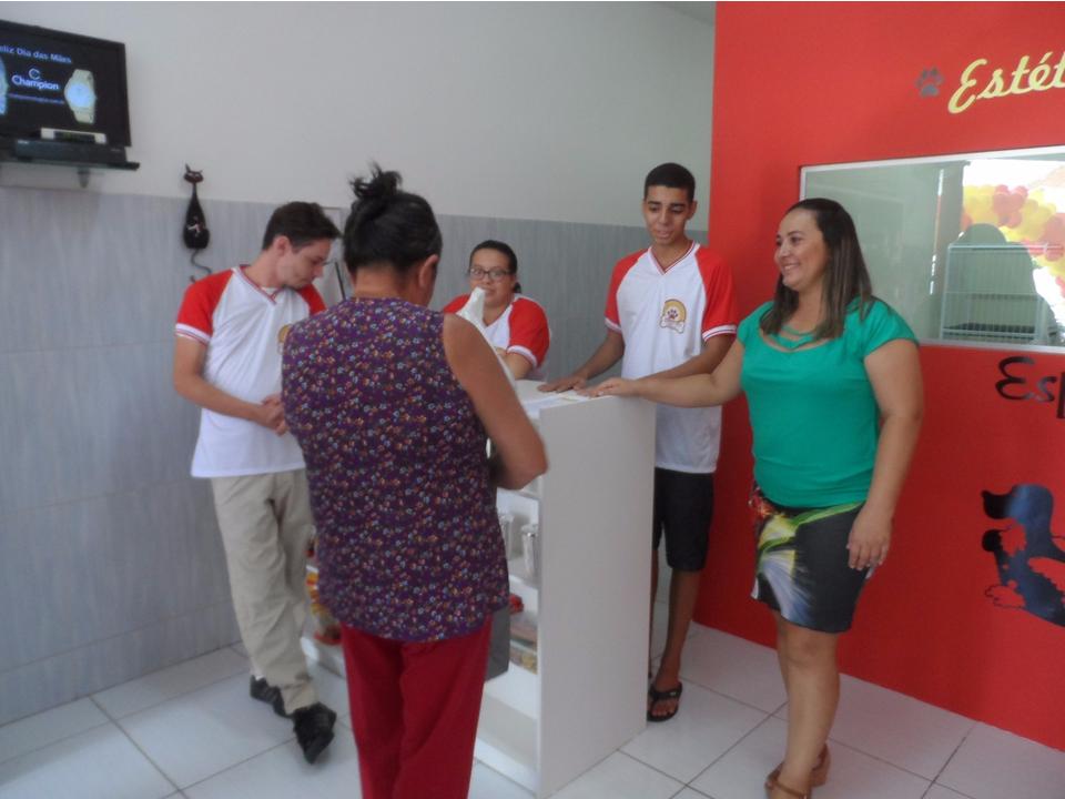 """Espaço-pet.13pg.jpg Foi inaugurado o mais novo Pet Shop em Monteiro """"Espaço Pet"""""""