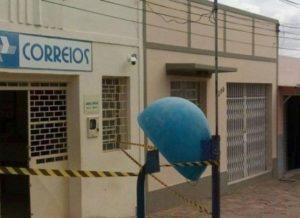 timthumb-1-3-300x218 NESTA MADRUGADA: Agência dos Correios é explodida em Santo Andr