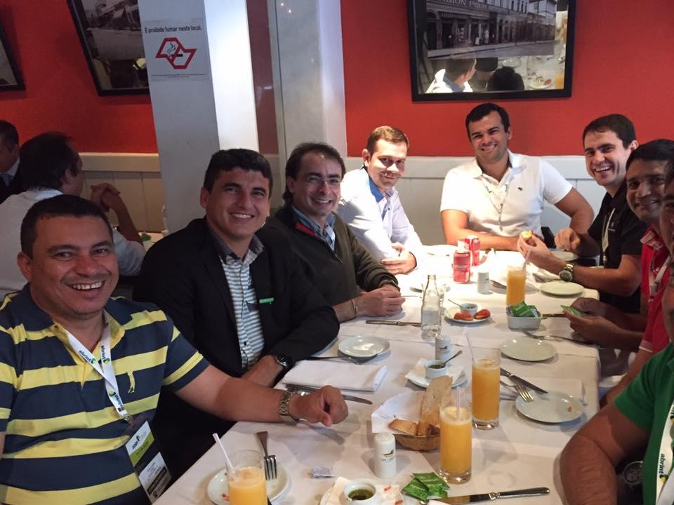 13346518_985099428252707_7048512465010518876_n Proprietário da CPNET participa do Maior Encontro de Provedores Regionais da América Latina