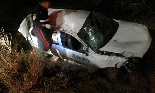 13718531_1048148831936264_4520413059594901872_n Carro da Prefeitura de Soledade capota, mata uma mulher e deixa 4 feridos
