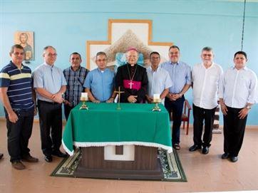 16621836280003622710000-300x225 Substituto de Dom Aldo executa primeiro ato e mantém vigário geral da Arquidiocese da PB