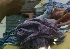 Vítima-de-rua-300x208 Morador de rua é morto a pauladas no Centro por causa de roubo de roupas