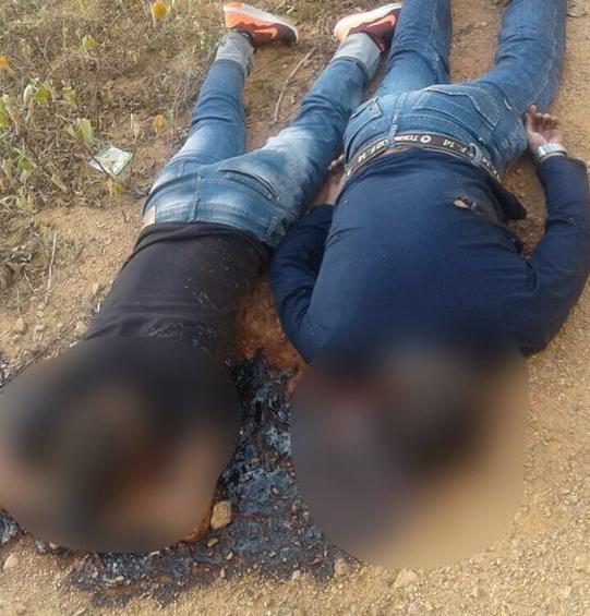 execução Dois homens são executados no Cariri na divisa da Paraíba com Pernambuco