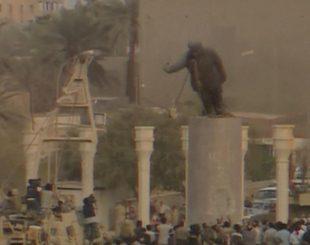 iraq-statue-man-clean-1057-5-7-310x245-300x237 'Eu me arrependi de derrubar a estátua de Saddam Hussein'