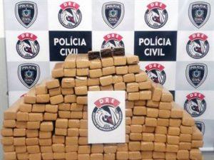 16730036280003622710000-300x225 Casal é preso com 200 quilos de maconha prensada, na Zona Leste de Campina