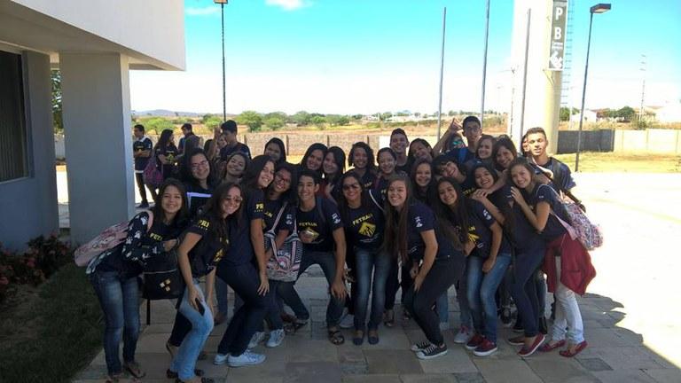 60037059-55be-42fd-9d73-e871af236d8f IFPB Campus Monteiro promove blitz educativa no trânsito