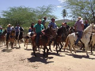 DSCF0076 Cavalgada da União atrai centenas de cavaleiros no Cariri