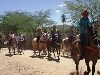 DSCF0078 Cavalgada da União atrai centenas de cavaleiros no Cariri
