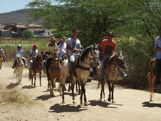 DSCF0080 Cavalgada da União atrai centenas de cavaleiros no Cariri