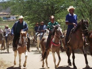 DSCF0085 Cavalgada da União atrai centenas de cavaleiros no Cariri