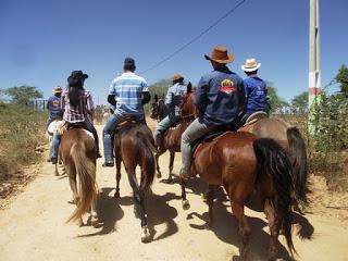 DSCF0086 Cavalgada da União atrai centenas de cavaleiros no Cariri