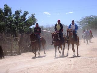 DSCF0101 Cavalgada da União atrai centenas de cavaleiros no Cariri